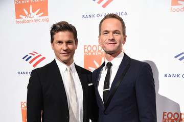 Neil Patrick Harris David Burtka Food Bank For New York City Can-Do Awards