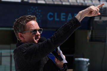 Neil Patrick Harris Neil Patrick Harris Hosts CLEAR Connects: A Day Of Families