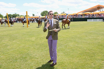 Neil Patrick Harris The Tenth Annual Veuve Clicquot Polo Classic - Match