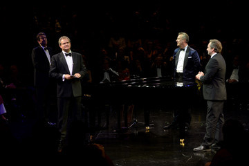 Neil Pearson A Gala Celebration In Honour Of Kevin Spacey At The Old Vic - Inside