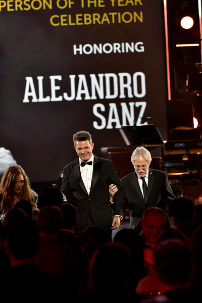 2017 Person of the Year Gala Honoring Alejandro Sanz - Show []