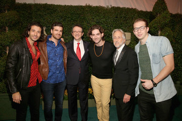 Neil Portnow Heineken, The Official Beer Sponsor Of The Latin GRAMMY Awards, Celebrates The Biggest Night In Latin Music At The 15th Annual Latin GRAMMY Awards - Green Carpet