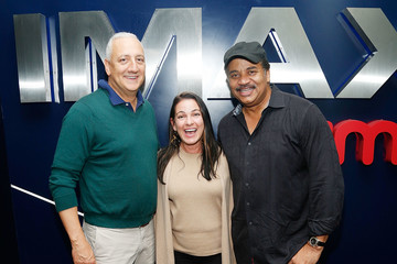 Neil deGrasse Tyson IMAX Private Screening For The Movie: 'First Man'
