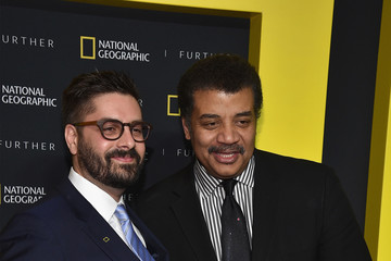 Neil deGrasse Tyson National Geographic's Further Front Event In New York City - Red Carpet