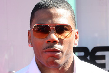 Nelly BET AWARDS '14 - Arrivals