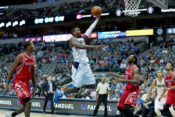 Nene Hilario Houston Rockets v Dallas Mavericks