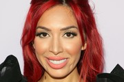 Farrah Abraham attends the Neon Los Angeles premiere of 'Gemini' on March 15, 2018 in Los Angeles, California.