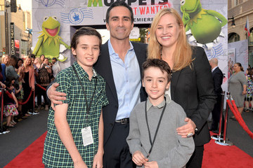 Nestor Carbonell 'Muppets Most Wanted' Premieres in Hollywood — Part 2
