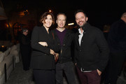 Bob Odenkirk (C) and Nick Kroll (Far R) attend Netflix 2019 Nominees Toast at Private Residence on January 26, 2019 in Los Angeles, California.