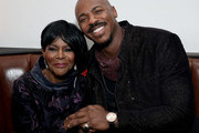 """Cicely Tyson and Mehcad Brooks attend the Netflix Premiere for Tyler Perry's """"A Fall From Grace"""" at Metrograph on January 13, 2020 in New York City."""