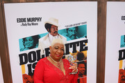 "Luenell attends the ""Dolemite Is My Name"" premiere presented by Netflix on September 28, 2019 in Los Angeles, California."