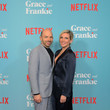 Paul Scheer and June Diane Raphael Photos