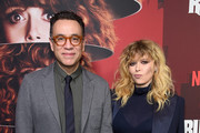 """Fred Armisen and Natasha Lyonne attend Netflix's """"Russian Doll"""" Season 1 Premiere at Metrograph on January 23, 2019 in New York City."""