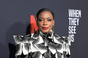 Aunjanue Ellis attends Netflix's 'When They See Us' Screening & Reception at Paramount Theater on the Paramount Studios lot on August 11, 2019 in Hollywood, California.
