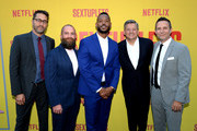 Netflix Chief Content Officer Ted Sarandos Photos Photo