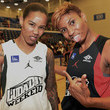 Angel McCoughtry Tamera Young Photos