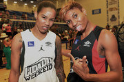 Angel McCoughtry Tamera Young Photos Photo