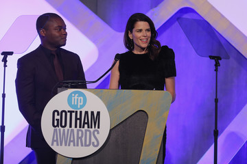 Neve Campbell IFP's 26th Annual Gotham Independent Film Awards - Show