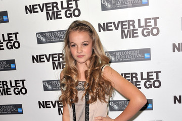 Isobel Meikle Small Never Let Me Go - Afterparty: 54th BFI London Film Festival