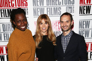 (L-R) Actress Adepero Oduye, director/photographer Alex Prager and Jeff Vespa attend the 'Face In The Crowd' screening during New Directors/New Films 2014 at Walter Reade Theater on March 23, 2014 in New York City.