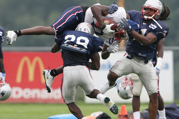 Terrence Nunn New England Patriots Training Camp