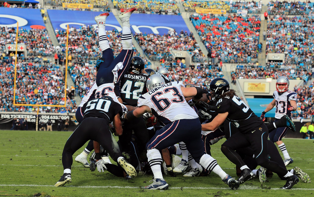 new england patriots v jacksonville jaguars zimbio. Cars Review. Best American Auto & Cars Review