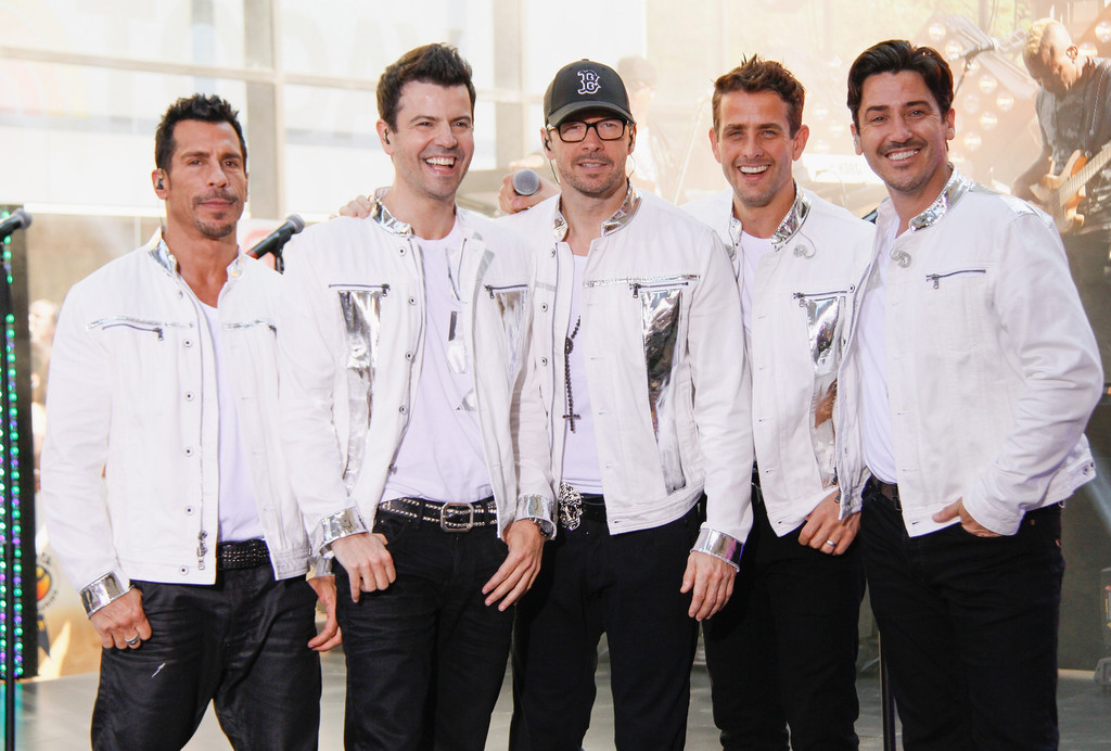 Donnie Wahlberg New Kids on the Block Photos - Bands ...