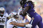 Alex Collins Photos Photo