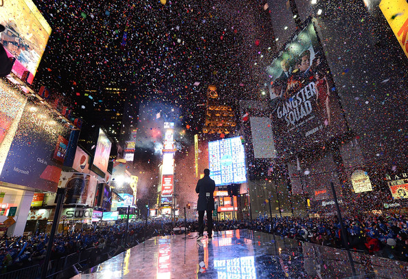 Carson Daly - New Year's Eve 2013 With Carson Daly - Zimbio