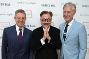 Jeffrey Deitch and Michael Chow Photos Photo