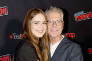 Stephen Lang and Hera Hilmar Photos Photo
