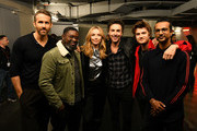 Shawn Levy and Jodie Comer Photos Photo