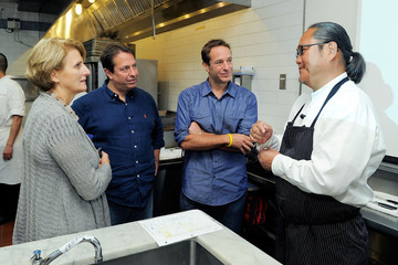 Eric Bromberg New York Magazine Hosts the New York Culinary Experience - Day 1
