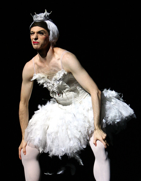 Men are Ballet dancers, and if that's who my son is, it is. ballet dancers ...