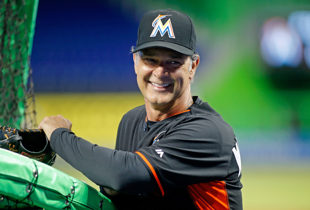 Don Mattingly Photos Photos New York Mets V Miami