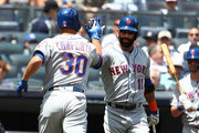 Jose Bautista Michael Conforto Photos Photo