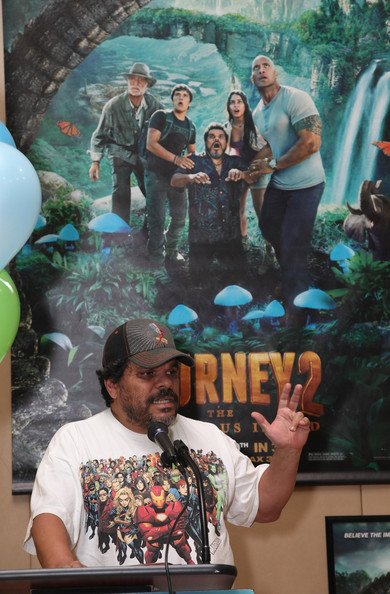 "New York Native, Luis Guzman, Starring in ""Journey 2: The ..."