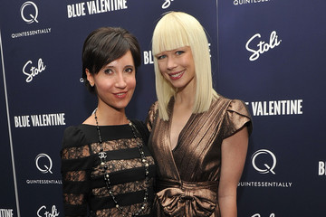 "Karen Freeman New York Premiere of ""Blue Valentine"" Hosted by Quintessentially - Red Carpet"