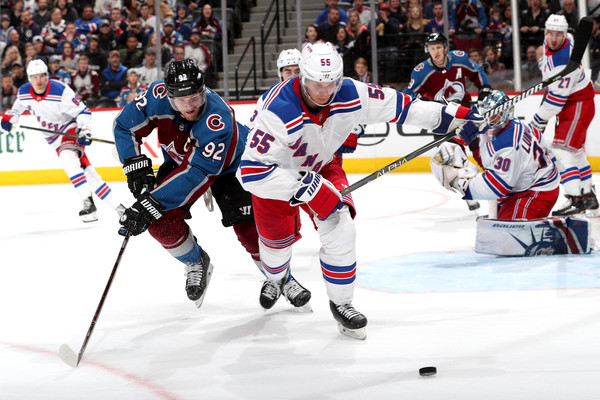 Nick holden in new york rangers v colorado avalanche zimbio new york rangers v colorado avalanche publicscrutiny Image collections