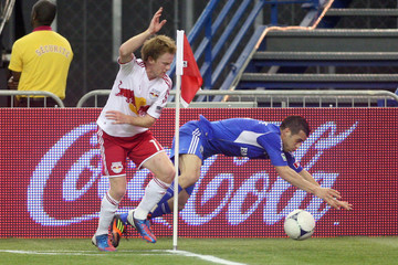 Dax McCarty New York Red Bulls v Montreal Impact