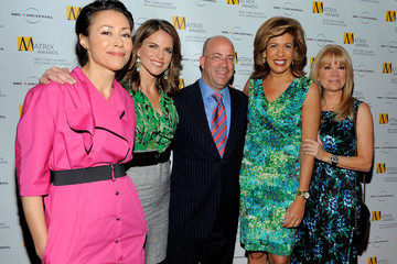 Natalie Morales Kathie Lee Gifford New York Women In Communications Presents The 2010 Matrix Awards