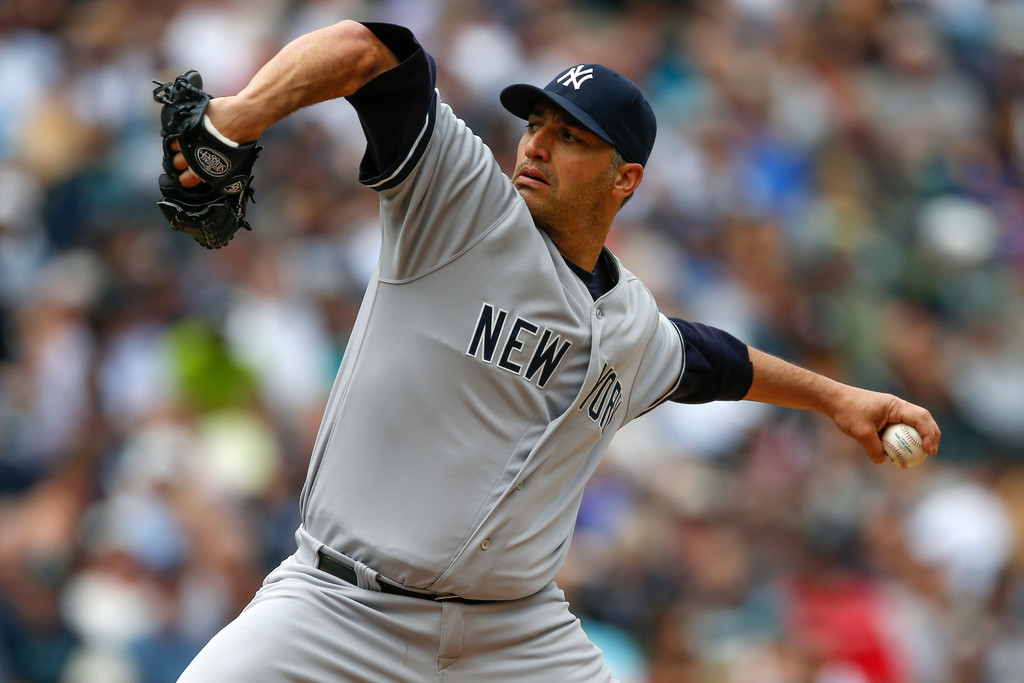 Andy Pettitte Photos Photos - New York Yankees v Seattle ...