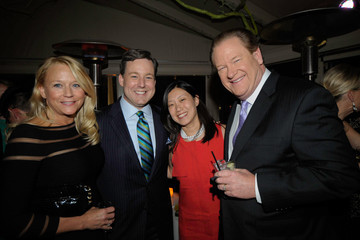 Ed Schultz The New Yorker's White House Correspondents' Dinner Party - Inside