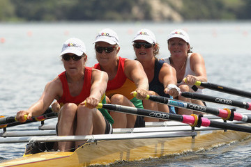 Paula Twining New Zealand National Rowing Championships