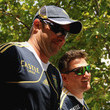 Mark Boucher and Graeme Smith Photos