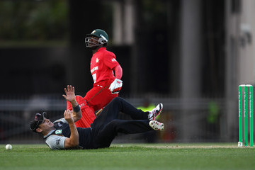 Tatenda Taibu New Zealand v Zimbabwe - 1st Twenty20 International