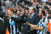 Andros Townsend and Jack Colback Photos Photo