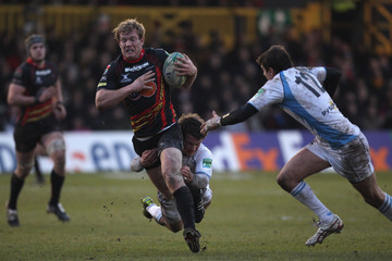Patrick Leach Newport Gwent Dragons v Glasgow Warriors - Heineken Cup