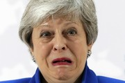 Prime Minister Theresa May delivers a speech detailing a new Brexit deal on May 21, 2019 in London, England. The Prime Minister announced that MPs will be able to vote on another referendum if they back the EU Withdrawal Agreement Bill.