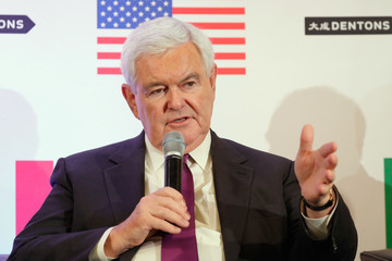 Newt Gingrich Dentons NAFTA 2.0 Summit